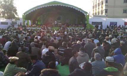 توقيف عضو في الجماعة الاسلامية الاحمدية لتدنيسه القران