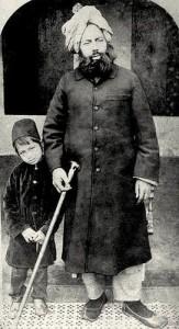 نبوءات ميرزا غلام الكاذبة - وفاة ابنه مبارك